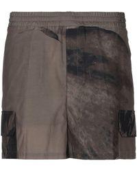 Neil Barrett Shorts - Grey