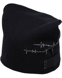 Isabel Benenato Hat - Black