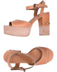 See By Chloé Sandals - Brown