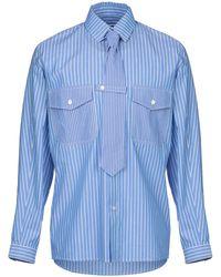 Goetze Shirt - Blue