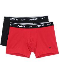 Nike Boxershorts - Rot