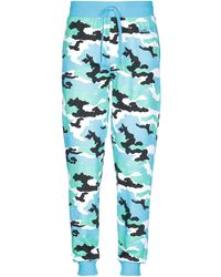 Moschino Casual Trouser - Blue