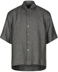 Ann Demeulemeester Shirt - Grey