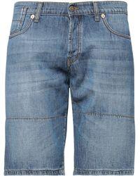 Marni Denim Shorts - Blue