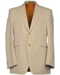 KENZO Suit Jacket - Natural