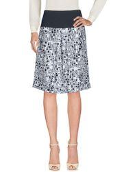 Marc Cain - Knee Length Skirt - Lyst