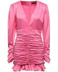 ACTUALEE Short Dress - Pink