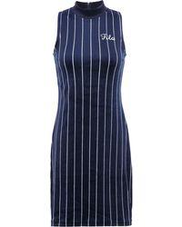 Fila - Short Dress - Lyst