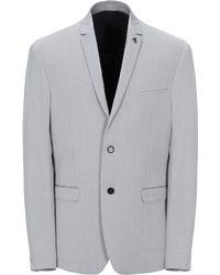 Patrizia Pepe Suit Jacket - Blue