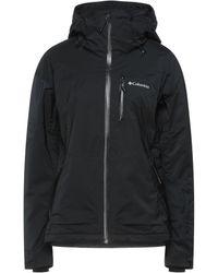 Columbia Jacket - Black