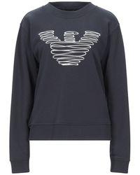 Emporio Armani Sweatshirt - Blue