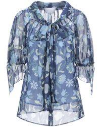 Luisa Beccaria Shirt - Blue