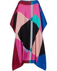 Louisa Parris Long Dress - Multicolour