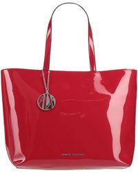 Armani Exchange Handbag - Red
