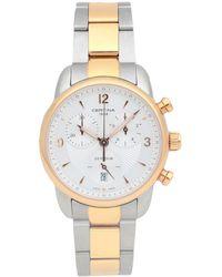 Certina Wrist Watch - Metallic