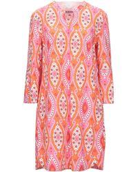 Le Sarte Pettegole Short Dress - Red