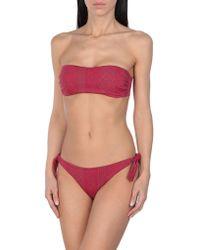 Fisico Bikini - Rot