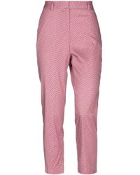 Paul Smith Casual Pants - Pink