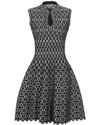 Alaïa Short Dress - Black