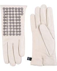 Philipp Plein Gloves - White