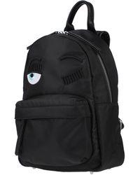 Chiara Ferragni Backpacks & Bum Bags - Black