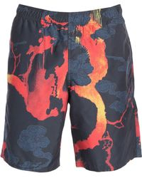 Givenchy Swimming Trunks - Black