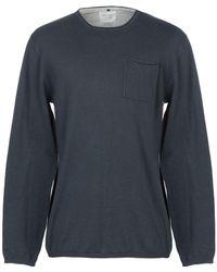Blend Pullover - Blau