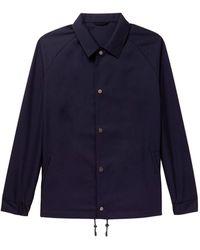P.Johnson Jacket - Blue