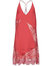 Marciano Knee-length Dress - Red