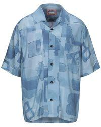 Acne Studios Camisa - Azul