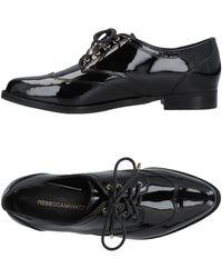 Rebecca Minkoff Lace-up Shoe - Black