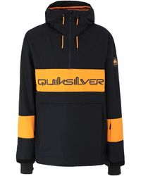 Quiksilver Jacket - Black