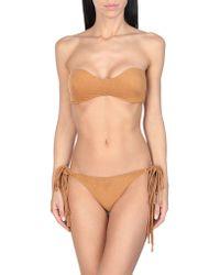 Fisico Bikini - Brown