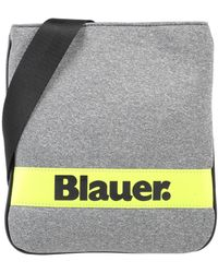 Blauer Shoulder Bag - Gray