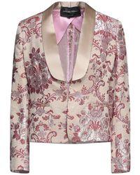 Christian Pellizzari Suit Jacket - Brown