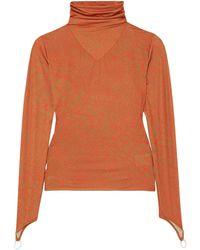 Maisie Wilen T-shirt - Arancione
