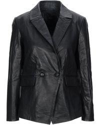 Y.A.S Suit Jacket - Black