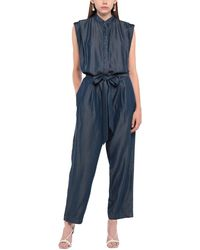7 For All Mankind Jumpsuit - Blue