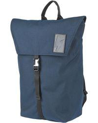 Neil Barrett Backpacks & Fanny Packs - Blue