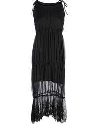 FEDERICA TOSI - 3/4 Length Dress - Lyst