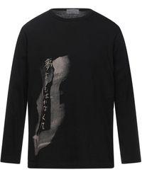 Yohji Yamamoto T-shirt - Nero