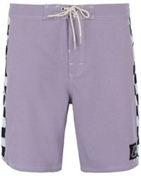 Quiksilver Beach Shorts And Trousers - Purple