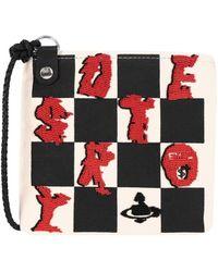Vivienne Westwood Cross-body Bag - Natural