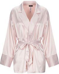 Emporio Armani Robe - Pink