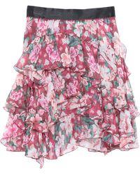 Faith Connexion Mini Skirt - Multicolour