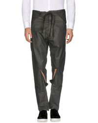 Barbara I Gongini - Casual Trouser - Lyst