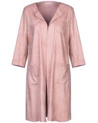 Motel Overcoat - Pink