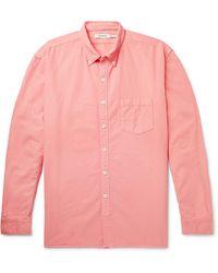 Nonnative Shirt - Pink