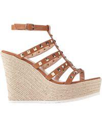 Primadonna Sandals - Brown