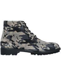 Moreschi Ankle Boots - Multicolour